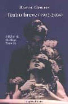 teatro breve (1992-2004)-r. gordon-9788424511043