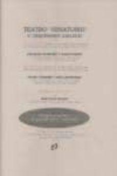teatro venatorio y coquinario gallego-9788493388850